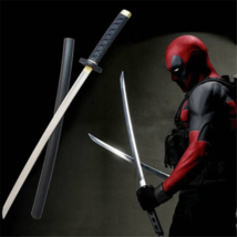 Deadpool Sword 1:1 Scale 61cm Cosplay Weapon Safe PU Material 2021 NEW  - $30.99