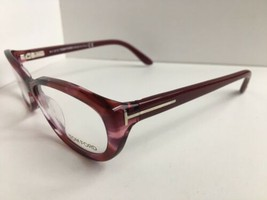 New Tom Ford TF 522 6 68 Burgundy 54mm Rx Women's Eyeglasses Frame  - $74.00