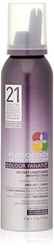 Pureology Colour Fanatic Instant Conditioning Whipped Cream, 4 oz.