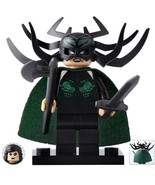 Hela (Goddess of Death) Thor Ragnarok Villain Marvel Minifigure Gift Toy - $3.15
