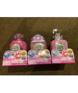 Pikmi Pops Cheeki Puffs Perfume Bottle W/Scented Plushie &Surprises-Lot ... - $24.74
