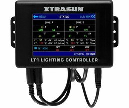 Xtrasun Lt1 Lighting Controller Double-Ended Fixtures Advanced Color Dis... - $240.83