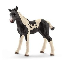 SCHLEICH Farm World Pinto Foal Educational Figurine for Kids Ages 3-8 - $7.99