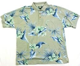 VINTAGE Tommy Bahama Adult Extra Large XL Pocket HAWAII RELAX Aloha Shor... - $21.63