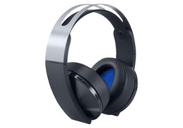 PS4 PLATINUM WIRELESS HEADSET  - PlayStation 4 - (Brand New) - $142.82