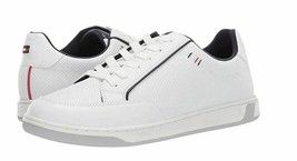 Tommy Hilfiger Size 12 M SINCLAIR White Sneakers New Men's Shoes - $98.01