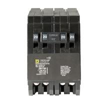 SQUARE D HOMT2020220  1P-20/20A 2P-20A 120/240V 2P  - $23.38