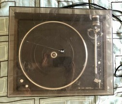 Dual CS 622 Vintage Turntable Record Player, Plays 33 Or 45 - $500.00