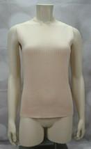 NWT Express Ribbed Mock Neck Sleeveless Sweater size Large - $20.00