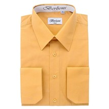 New Open Box Repackaged Men's Long Sleeve Dress Shirts Multiple Colors image 2