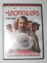 The Ladykillers with Tom Hanks & Irma P. Hall - dvd - $2.22
