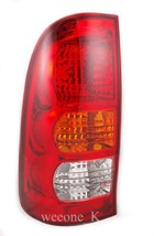 STANDARD TAIL REAR LIGHT LAMP FOR TOYOTA HILUX MK6 VIGO SR5 2005 - 2011 LH - $43.13