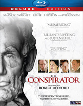 Conspirator (Blu Ray/Deluxe Edition/Ws/Eng/Eng Sub/Span Sub/Eng Sdh/5.1Dts)