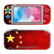 Flag Of China Nintendo Switch Skin for Nintendo Switch Lite Console  - $19.00