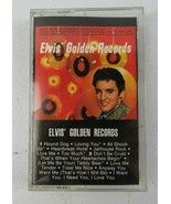 Elvis Presley: Elvis' Golden Records Cassette Tape RCA 1958 - $9.99