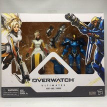 Overwatch Ultimates Series Pharah & Mercy | Dual Pack Action Figures | H... - $24.99