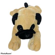"Six Flags Texas St Bernard Puppy Dog Plush Stuffed Animal 8.5"" - $15.84"