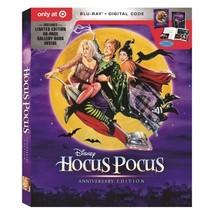 Disney Hocus Pocus 25th Anniversary Edition Target Exclusive (Blu-ray + Digital)