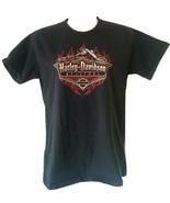 Harley Davidson Womens New York City T Shirt Size Large 14/16 Motorcycle... - $19.99
