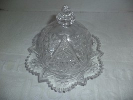Imperial Lenox Cosmos Butter Dome 1950 - $24.99