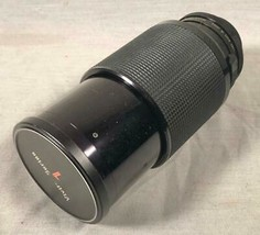 VTG VIVITAR SERIES 1 70-210mm MACRO FOCUS AUTO ZOOM LENS W/ 76 MM UV HAZ... - $49.49