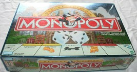 1995 DELUXE EDITION MONOPOLY PARKER BROTHERS REAL STATE TRADING GAME, BO... - $28.84