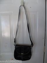 Liz Claiborne Black Shoulder Bag New Last One - $51.92