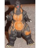 Vintage 1995 Bandai Burning Godzilla 9 inch Action Figure - $64.99