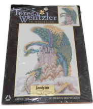 Vintage Janlynn TERESA WENTZLER Above The Clouds Cross Stitch Kit  - $39.62