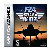 F24 Stealth Fighter Game Boy Advance   NEW - $8.99