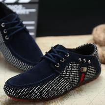 Shoes New 2018 Casual Male arrival Flats Men Breathable Autumn Fashi Spring Mens FtFRfdwx