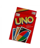 Gangxun® UNO CARD GAME FUN FASHIONABLE - $8.99