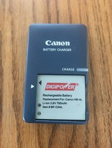 Canon Battery Charger & Rechargeable Battery For Canon NB-4L 3.6V 790mAh - $31.96