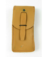 loreille decize leather French Munitions Pouch Ammo Military Saddle Bag ... - $29.00