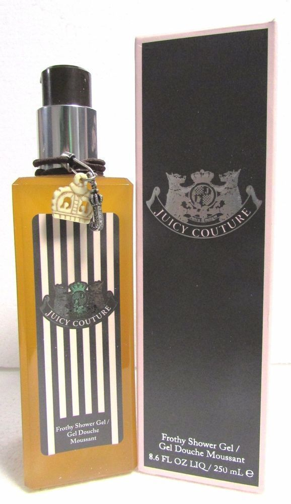 Juicy couture frothy shower gel