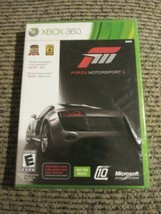 Forza Motorsport 3 (Microsoft Xbox 360, 2009) Rated E w/ Download NIP - $24.74