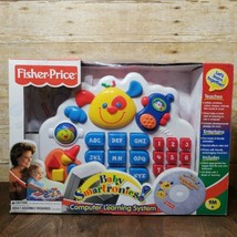 Fisher Price Baby Smartronics Computer Learning System 2000 - $18.33