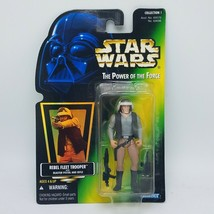 STAR WARS Rebel Fleet Trooper POWER OF THE FORCE Figure 1996 Collection ... - $10.95
