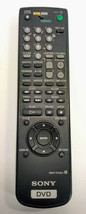 Sony RMT-D108A Dvd Tv DVP330 DVP530D DVP5330 DVDS530D Remote Control - $11.77