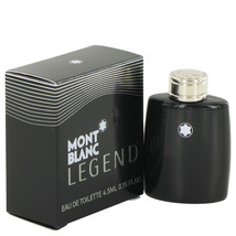 MontBlanc Legend by Mont Blanc Mini EDT .15 oz - $15.95