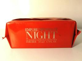Giorgio Armani Emporio Armani Night 1.7oz / 50ml Women's Eau de Parfum HTF - $84.15