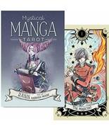 Tarot card 78 sheets rider tarot Fortune telling Mystical Manga from Japan - $99.15
