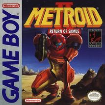 Metroid II 2 Return of Samus NINTENDO GameBoy Video Game - $16.58