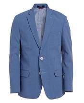 Tommy Hilfiger Big Boys Micro Seersucker Gingham Jacket 12 Size - $49.08
