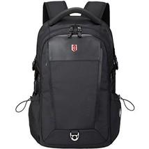 Ruigor RGB6426 Backpack, Executive 26, Black - $2.202,75 MXN