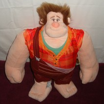 "Disney New With Tags Ralph Breaks The Internet 16"" X 12"" Stuffed Animal ... - $26.68"