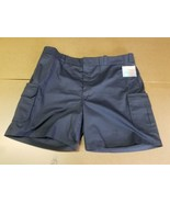 ELBECO TEK TWILL MEN SECURITY/POLICE/EMT UNIFORM SHORTS NANOTEX BLUE 46 ... - $19.99