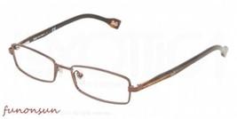 Dolce & Gabbana Damen Brille D&g DD5079 152 Braun Rechteckig Rahmen - $83.29