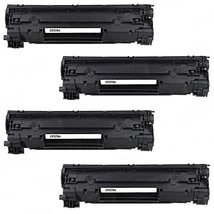 Replacement for HP CF279A (79A) - (Combo-Pack of 4) Black Laser Toner Ca... - $85.54