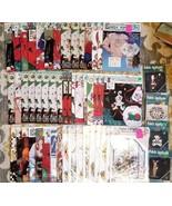 52 Piece LOT VTG NEW No Sew Fabric Applique Mixed Subjects Daisy Kingdom... - $75.00